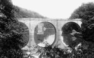 Durham, Prebends Bridge 1892