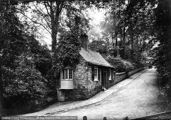 Photo of Durham, Prebend's Cottage 1914, ref. 67128