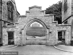 School, Kerr Memorial And School Chapel 1929, Durham