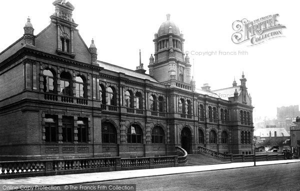 Photo of Durham, Shire Hall 1903