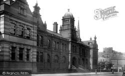 Shire Hall 1921, Durham