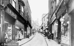 Silver Street c.1955, Durham