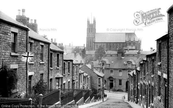 Photo of Durham, St Godric's Roman Catholic Church 1918