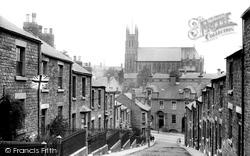 St Godric's Roman Catholic Church 1918, Durham