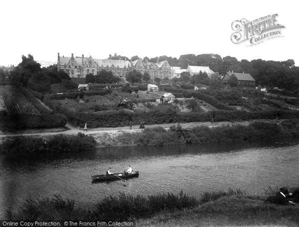 Photo of Durham, St Hild's College 1921, ref. 70732