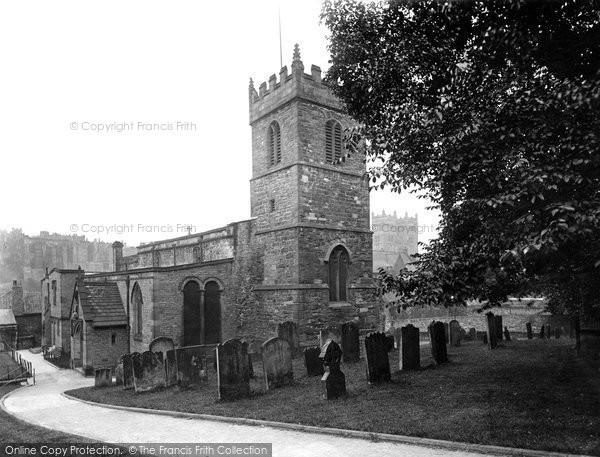 Photo of Durham, St Margaret's Church 1918, ref. 68229