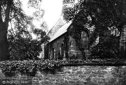 St Mary The Less Church 1918, Durham