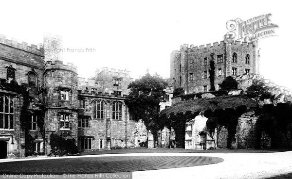 Photo of Durham, the Castle 1892, ref. 30761