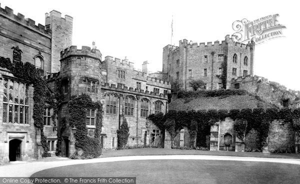 Photo of Durham, The Castle 1918
