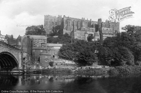 Photo of Durham, the Castle 1921, ref. 70724