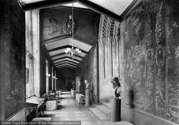 Photo of Durham, The Castle, Tunstall's Gallery 1918
