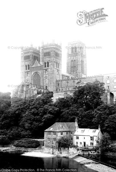 Photo of Durham, the Cathedral 1892, ref. 30734