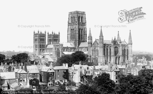 Photo of Durham, the Cathedral 1892, ref. 30741