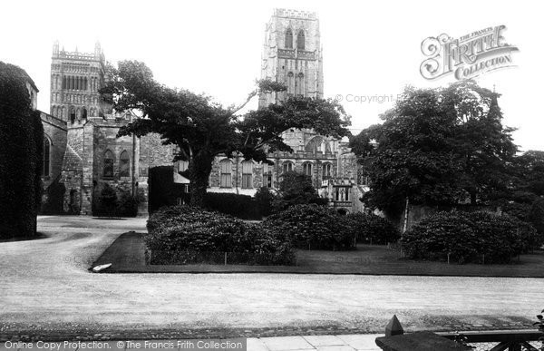 Photo of Durham, the Cathedral 1892, ref. 30742