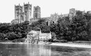 Durham, the Cathedral 1903