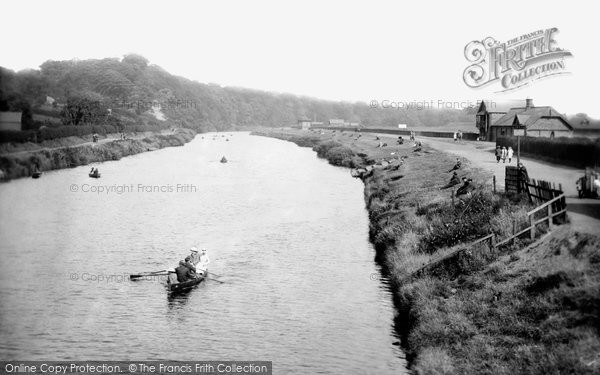 Photo of Durham, The River 1918