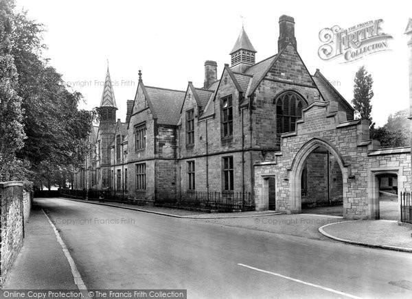 Photo of Durham, the School 1929, ref. 82407