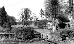 Durley, Forest Entrance c.1955