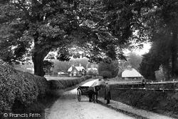 Durley, The Village 1907