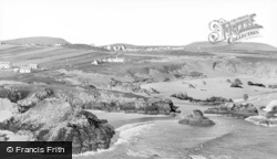 Durness, Village And Sangamore Bay c.1939