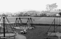 Dursley, Cam Peak And Recreation Ground c.1965