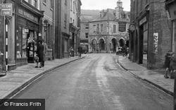 Dursley, Long Street  c.1947