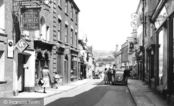 Dursley, Long Street c.1947