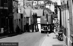 Dursley, Long Street c.1960