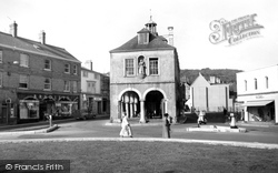 Dursley, Market Place c.1960