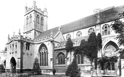 Dursley, Parish Church Of St James The Great 1900