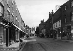 Dursley, Parsonage Street c.1947