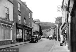 Dursley, Parsonage Street c.1947