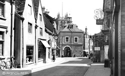 Dursley, Parsonage Street c.1950