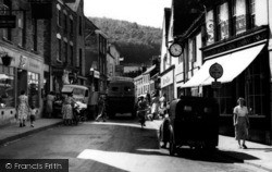 Dursley, Parsonage Street c.1960