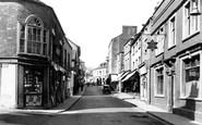 Dursley, Silver Street c1947