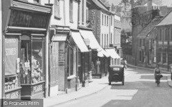 Dursley, Silver Street c.1950