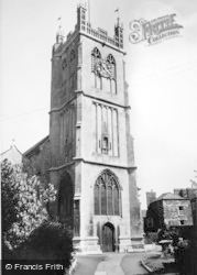 Dursley, St James The Great's Church c.1960