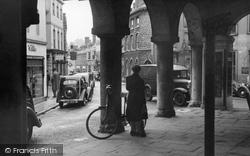 Dursley, The Market House c.1947