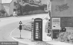 Dursley, Uley Road Telephone Box c.1950