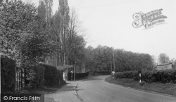 Berrywood Road c.1955, Duston