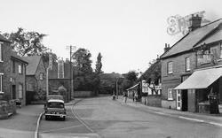Main Road c.1955, Duston