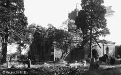 St Luke's Church c.1955, Duston