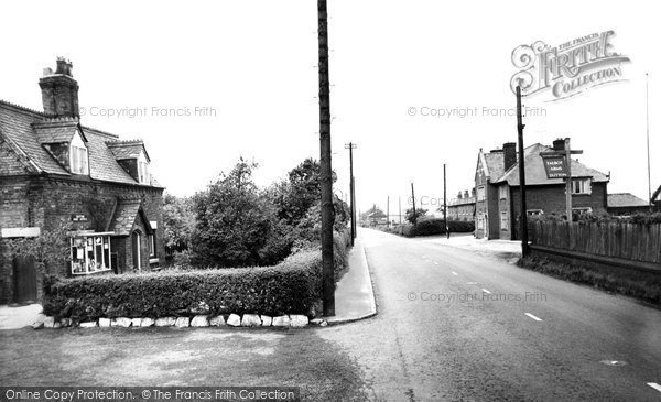 Photo of Dutton, The Village c.1960