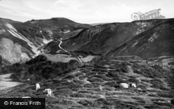 Dwygyfylchi, Above The Sychnant Pass c.1930