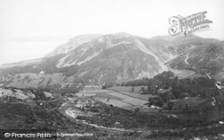 Dwygyfylchi, And Sychnant Pass 1892
