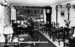 Dwygyfylchi, Dining Room, Nant-Y-Glyn Cafe c.1960