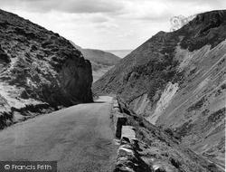 Dwygyfylchi, Echo Rock, Sychnant Pass c.1955