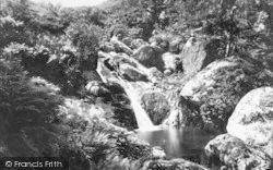 Dwygyfylchi, Fairy Glen 1887