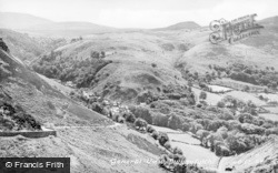 Dwygyfylchi, General View c.1955