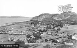 Dwygyfylchi, General View c.1960